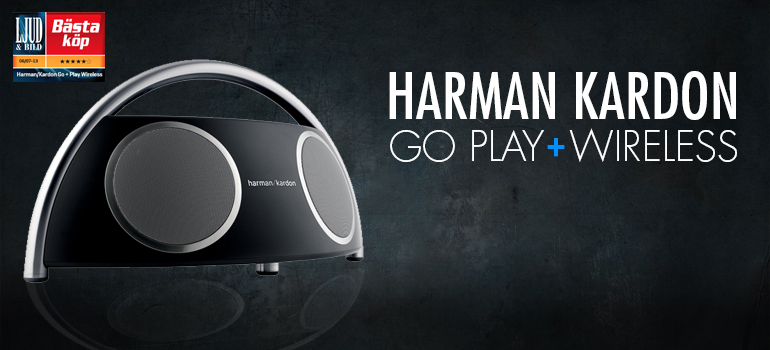 Harman Kardon GoPlay Wireless